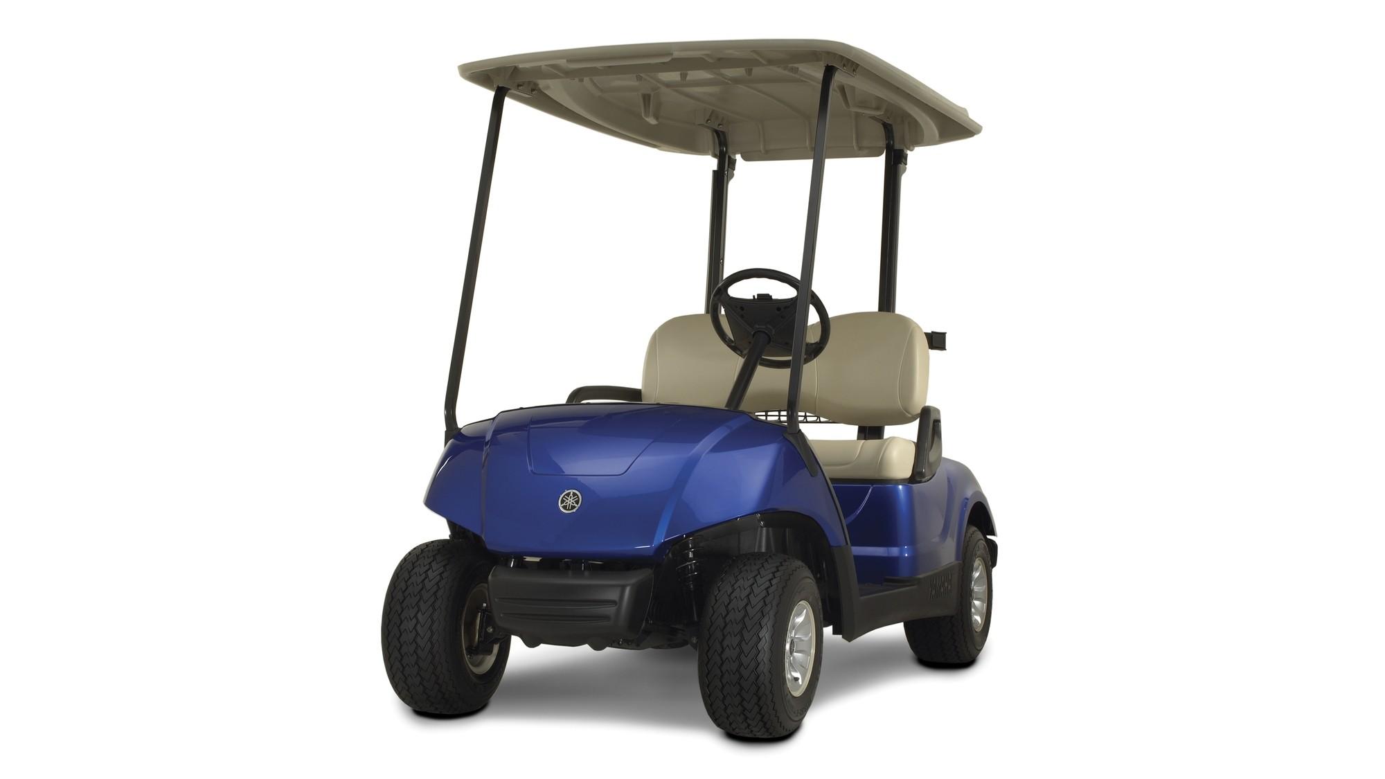 Yamaha petrol golf cart